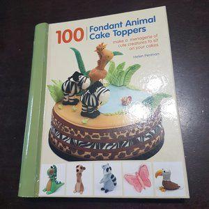 Mix & Match 2 for $10 Books! -100 Fondant Animals